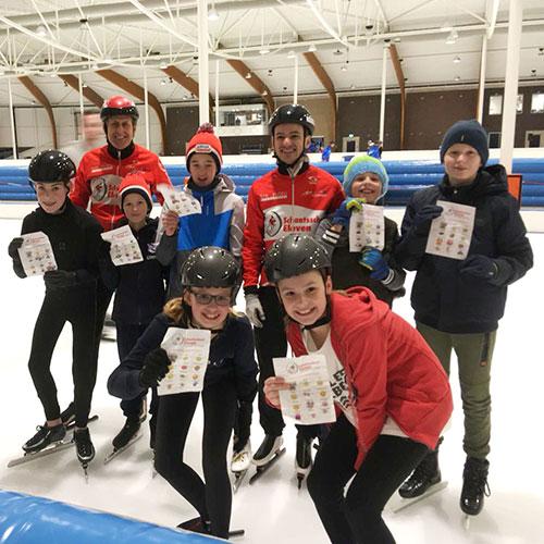 Schaatsschool-Eleven-Jeugdschaatsen